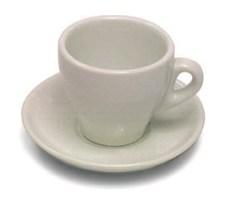 Juego de 6 tazas de caf con leche 6 platos modelo rub for Taza de cafe con leche